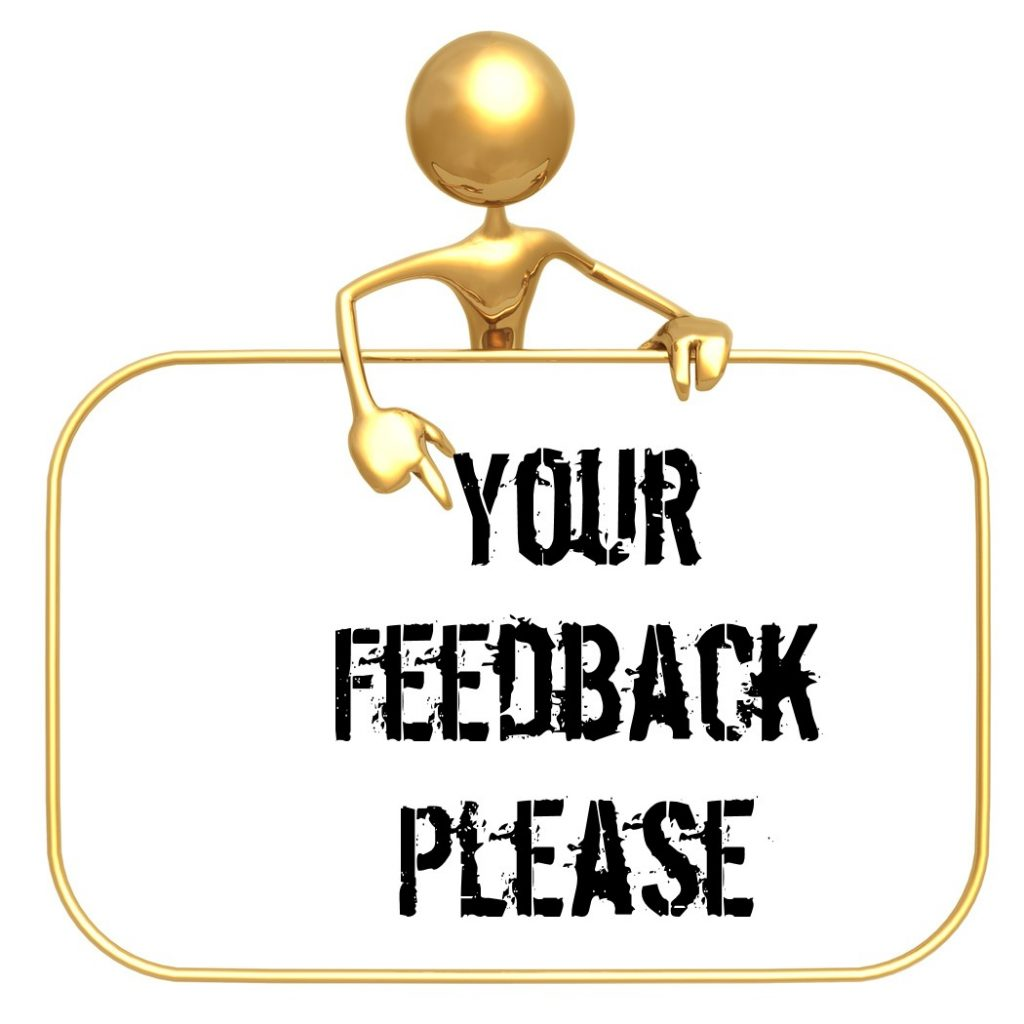 Requesting your feedback at the link below